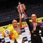 ToyoFitサポート選手、全日本ダンス選手権優勝